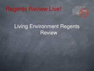 Regents Review Live!