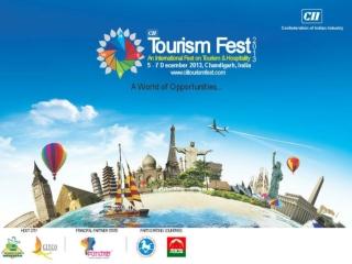 CII Tourism Fest 2013