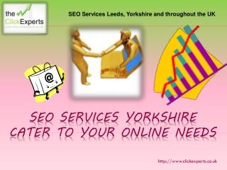 SEO Services lancashire