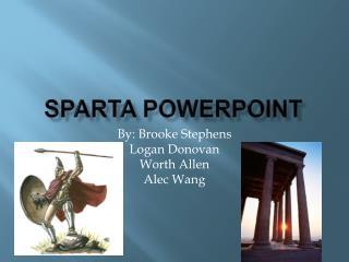Sparta PowerPoint