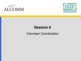Session 6