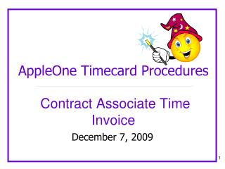 December 7, 2009
