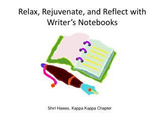 Why write?