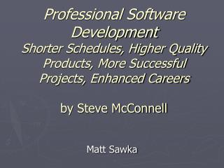 Matt Sawka