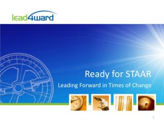 Ready for STAARLeading Forward in Times of Change