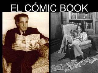 EL CÓMIC BOOK