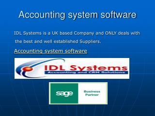 Account Management Software and CRM solutions UK