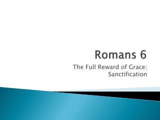 Romans 6
