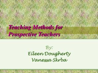 Click here for an interactive PowerPoint teaching exercise