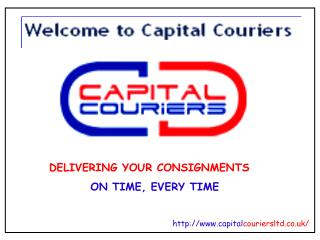 courier company london