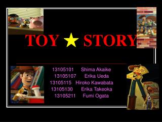 TOY ★ STORY