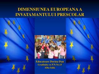 """Proiectul transeuropean""""Europa la mulţi ani"""""""