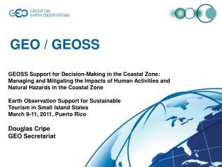 GEO / GEOSS