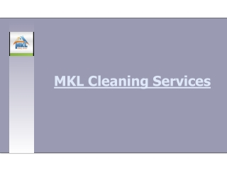 Are You searching for A cleaning Services In London?