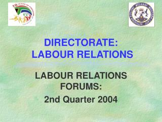 DIRECTORATE: