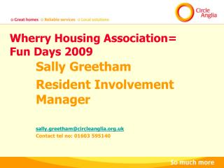 Wherry Housing Association= Fun Days 2009