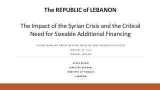 Syria / Lebanon 2008