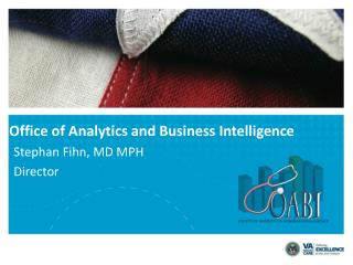 Office of Analytics and Business Intelligence