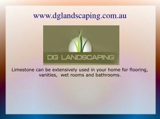 Limestone works Perth