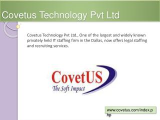 Covetus Technology Pvt Ltd