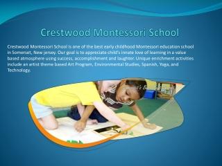 Crestwood Montessori School