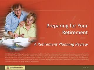 Preparing for Your