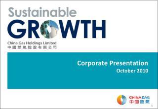Corporate  October 2010