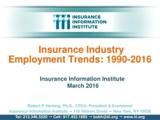 Recent Trends in  Nonfarm Employment