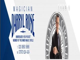 best magician in London