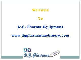 Pharma Machinery - Filling Machine, Pharma R
