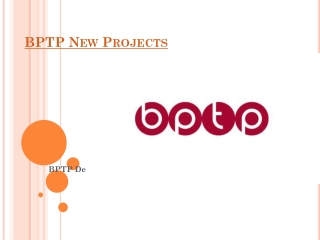 BPTP New Projects