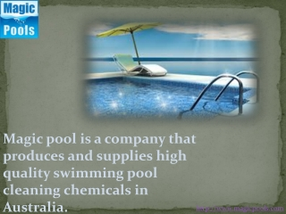 Why Swimming Pool Cleaner is Needed