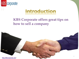 Selling a Limited Company