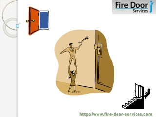 What are The Finest Fire Door Services