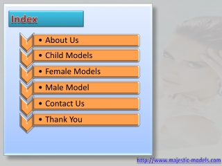 Modelling Agencies