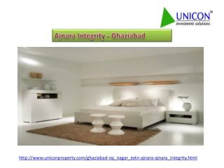 Ajnara Integrity - Call 09999561111 - Property In NH-58, Gha
