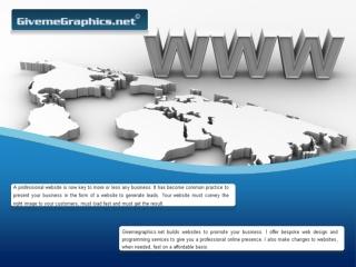 Web Designers Cambridge- Givemegraphics