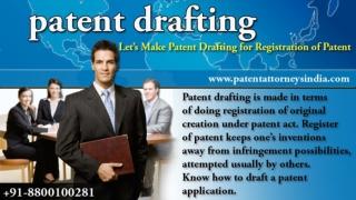 Patent Registration in India | PatentAttorneysIndia.com