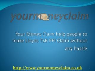 Barclays PPI Claim