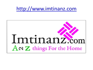 Imtinanz.com - Online Shopping Store
