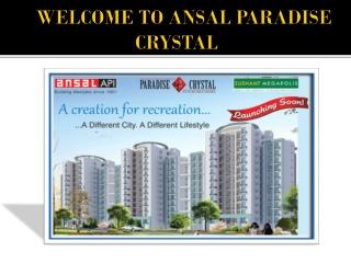 Ansal Megapolis New Project @09999684905