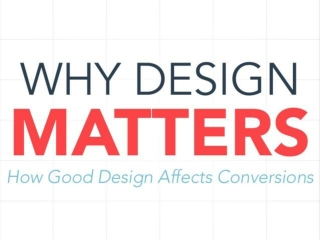 Why Design Matters???