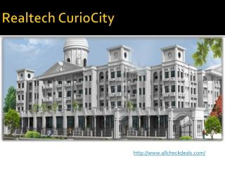 Realtech CurioCity