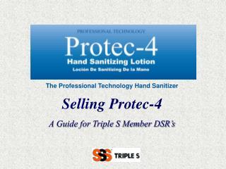 Protec-4 Selling Protec-4