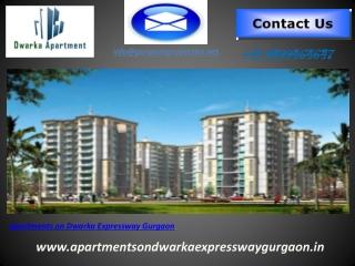 Apartments on Dwarka Expressway Gurgaon , Gurgaon Flats