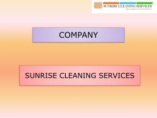 Why Cleaning Service is necessary for a healthier ambiance?