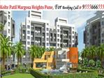 Kolte Patil Margosa Heights Pune Call @ 9555666555
