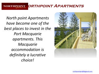 Macquarie Accommodation The Factors One Must Consider