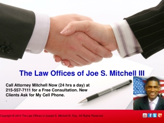 The Law Offices of Joe S. Mitchell III