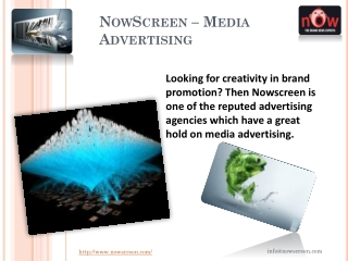 The Benefits Of Media Advertising